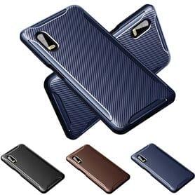 Carbon silikon skal Samsung Galaxy S20 (SM-G980F)
