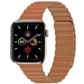 Apple Watch 5 (44mm) Loop bånd - Svart