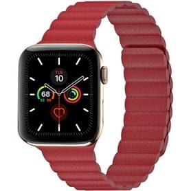 Apple Watch 5 (44mm) Loop bånd - Hvit