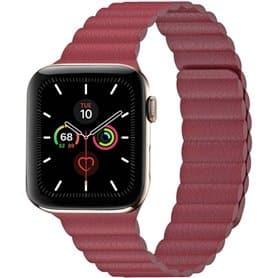 Apple Watch 5 (44mm) Loop bånd - rød