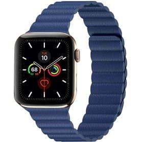 Apple Watch 5 (44mm) Loop bånd - Tahoe Blue
