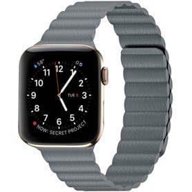 Apple Watch 5 (44mm) Loop bånd - Midnight blue