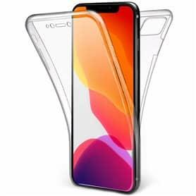 """360° solid silikondeksel Apple iPhone 11 Pro (5.8"""")"""