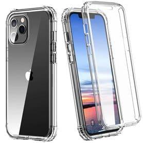 """360° Støtsikkert 2i1 deksel Apple iPhone 12 (5.4 """")"""