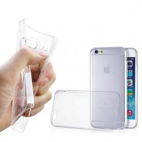 Apple iPhone 6 silikon skal være gjennomsiktig