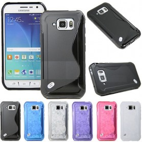 S Line silikon må være Galaxy S6 Active