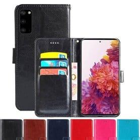 Lommebokdeksel 3-kort Samsung Galaxy S20 FE (SM-G780F)