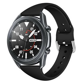 Sport armbånd till Samsung Galaxy Watch 3 (45mm) - Svart