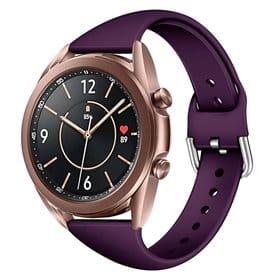 Sport armbånd till Samsung Galaxy Watch 3 (45mm) - Lilla