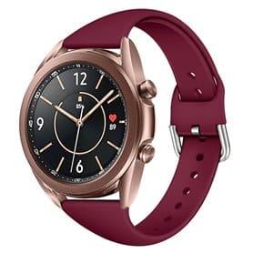 Sport armbånd till Samsung Galaxy Watch 3 (45mm) - Rød