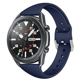 Sport armbånd till Samsung Galaxy Watch 3 (45mm) - Mørkeblå