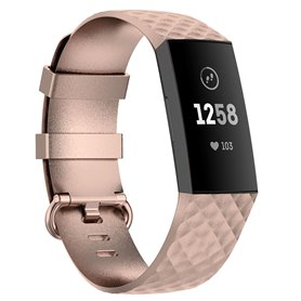 Sport armbånd till Fitbit Charge 4 - Gull