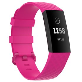 Sport armbånd till Fitbit Charge 4 - Rosa