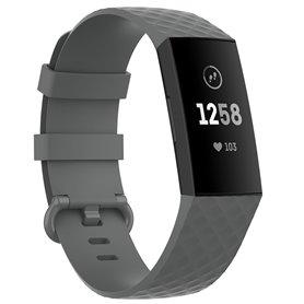 Sport armbånd till Fitbit Charge 4 - Grå