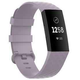 Sport armbånd till Fitbit Charge 4 - Beige