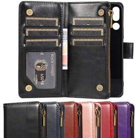 DoubleFlip Zipper 9-kort Doro 8050