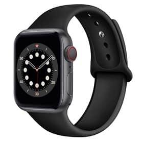 Apple Watch 6 (44mm) Sport armbånd - Svart