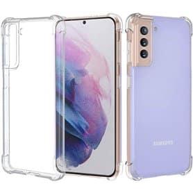 Shockproof silikondeksel Samsung Galaxy S21