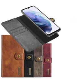 Mobil lommebok DG-Ming 2i1 Samsung Galaxy S21