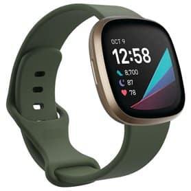 Sport armbånd till Fitbit Sense - Army