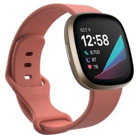 Sport armbånd till Fitbit Sense - Rosa