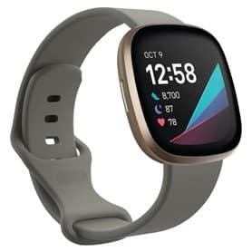 Sport armbånd till Fitbit Sense - Grå
