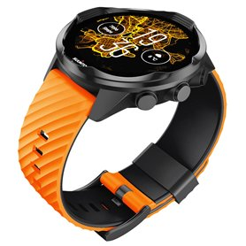 Twin Sport armbånd Suunto 7 - Oransje/svart