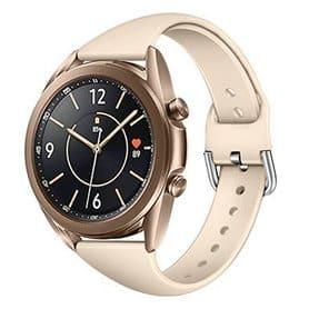 Sport armbånd till Samsung Galaxy Watch 3 (45mm) - Sand