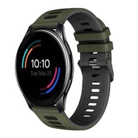 Twin Sport armbånd OnePlus Watch 46mm - Grønn/svart