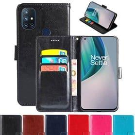Lommebokdeksel 3-kort OnePlus Nord N10