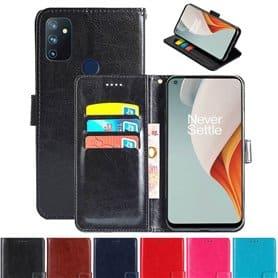 Lommebokdeksel 3-kort OnePlus Nord N100