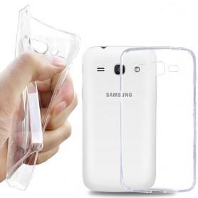 Galaxy Core Plus silikon må være gjennomsiktig