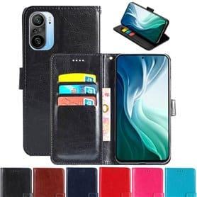 Lommebokdeksel 3-kort Xiaomi Mi 11i