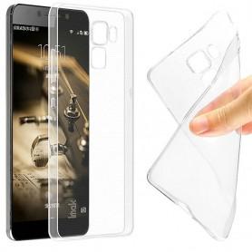 Huawei Honor 7 silikon må være gjennomsiktig