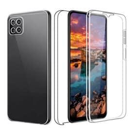 360° TPU+PC til Samsung Galaxy A22 5G