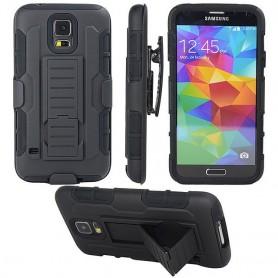 Støtsikkert skall med hylster Galaxy S5 Mini
