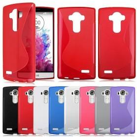 S Line silikonskall LG G3 S