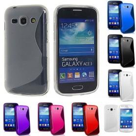 S Line silikonskall Galaxy Ace 3