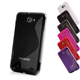 S Line silikon må være Galaxy Note 1