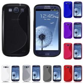 S Line silikonskall Galaxy S3