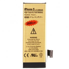 Batteri gull iPhone 5
