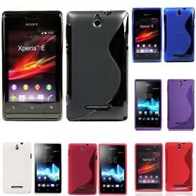 S Line silikon må være Sony Xperia E