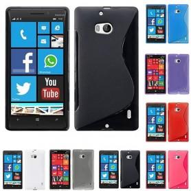 S Line silikonetui til Nokia 929/930