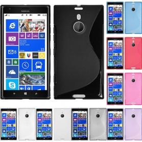 S Line silikonetui til Nokia Lumia 1520