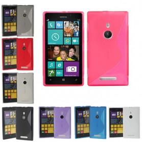S Line silikonetui til Nokia 925