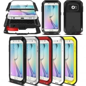 LOVE MER Powerful Samsung Galaxy S6 Edge Mobil Shell