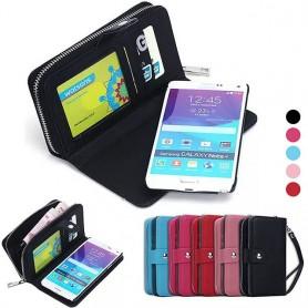 Mobil sak 2 i 1 Galaxy Note 4