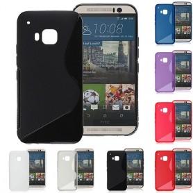S Line silikonskall HTC ONE M9