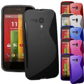 S Line Silikon Must Motorola Moto G