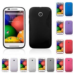 S Line Silikon Must Motorola Moto E